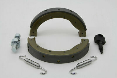 Rear Brake Shoe Kit for Harley Davidson by V-Twin