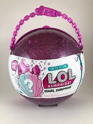 Surprise L.O.L Pearl Limited Edition Mermaid Authentic Wave2 Pack LOL DOLL New