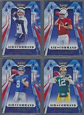 2019 Panini Playoff AIR COMMAND Inserts RCs Complete Your Set - You Pick