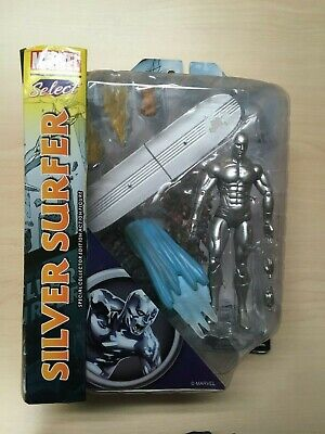 Marvel Diamond Select SILVER SURFER Action Figure MOC Sealed 2013 Toy