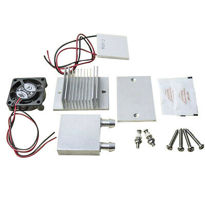 TEC1 12706 Water Cooler Set Kit Durable DIY Cooling System Computer Supplies 60W