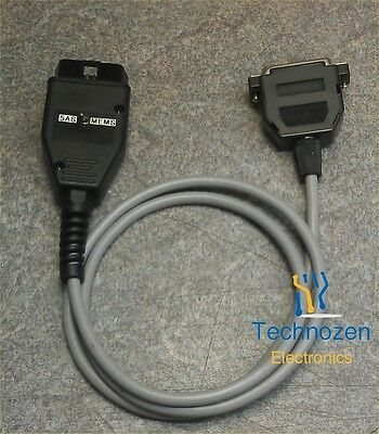 MG Rover 5AS Alarm ECU Programming Cable - 100/200/400/45/25/ZR/ZS/MGF/MGTF