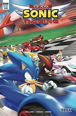 Sonic Racing Large CANVAS Art Print A0 A1 A2 A3 A4