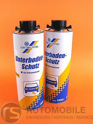 Cartechnic Protection Anti-encastrement Rouille Anti-corrosion Bitume Noir