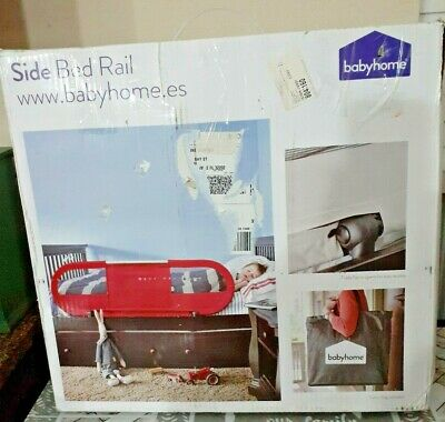 BabyHome Purple Side Bed Rail BH002 with Carry Bag