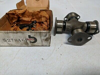 Motormaster Universal Joint Works With Rockwell Axles 5278Agf