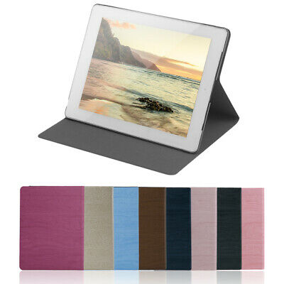 Fashion PU Leather Smart Tablet Cover Protective Case Suitable For Ipad 2/3/4 M4