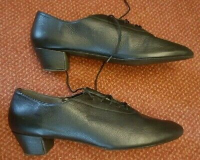 Men's Latin dance shoes by Freed: top quality
