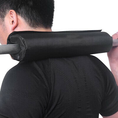 Foam Barbell Pad Squat Bar Support Weight Lifting Pull Neck Shoulder Protect