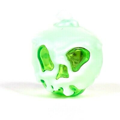 Disney Parks Poison Apple Green Glow Cube Light Up