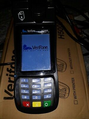 """VERIFONE MX925CTLS BANKCARD PAYMENT ZAHLUNGSTERMINAL MIT 7/"""" FARBDISPLAY LAN ISDN"""