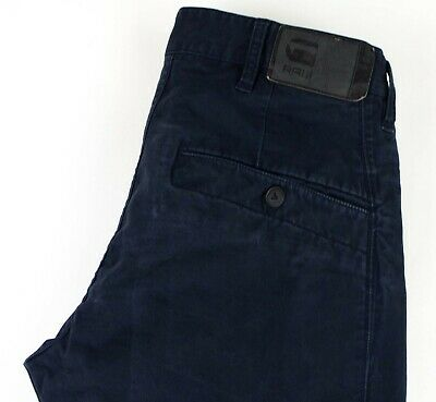 G-star Arc 3d Slim Fit HYDRITE denim dark aged jeans pantaloni pants uomo w30 l32