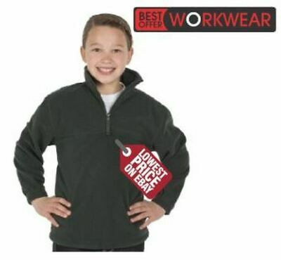 JB's Wear JB's KIDS 1/2 ZIP POLAR JBS 3KP