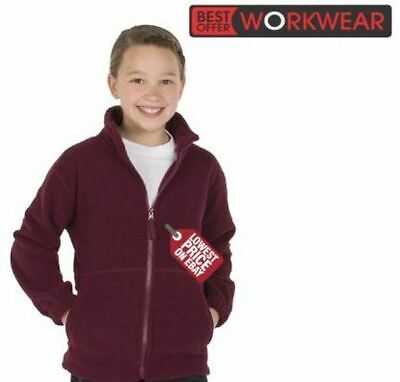 JB's Wear JB's KIDS FULL ZIP POLAR JBS 3FJ
