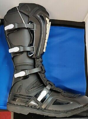 Forma Terrain Motorcycle Boot Black Motocross