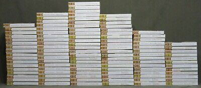 "Vintage ""Harlequin Historical Regency Romance"" Series Books Huge Lot Of 107"