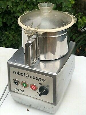 Robot Coupe 502 3 phase excellent Condition free DHL delivery
