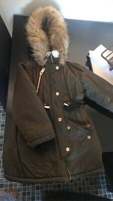 Girls Winter Coat from Next Age 6