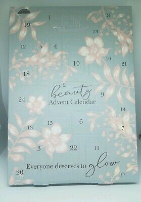 New Glow Beauty Advent Calendar - Perfect For Teens - Christmas Cosmetics