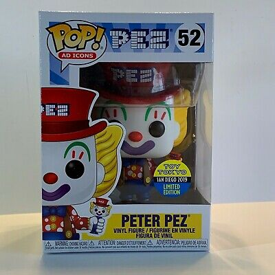 Funko POP! Ad Icons : Peter Pez #52 Red Hat Toy Tokyo Exclusive