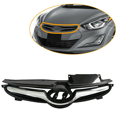 New Grille Trim Grill Front Chevy Chevrolet Cavalier 03-05 GM1044102 12335674