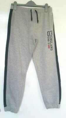 George boys grey trousers / tracksuit bottom size 9-10.New