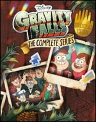Gravity Falls by Shout Factory (2018, Complete Series Regular DVD)Free shipping