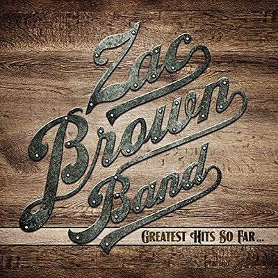 THE ZAC BROWN BAND **Greatest Hits So Far *NEW RECORD LP VINYL