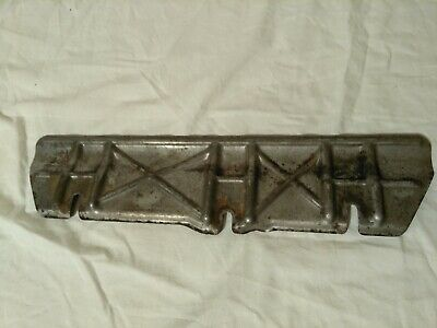 Mercedes Cosworth 190E 2.5-16V W201 Exhaust Manifold Baffle Plate (By Mercedes)