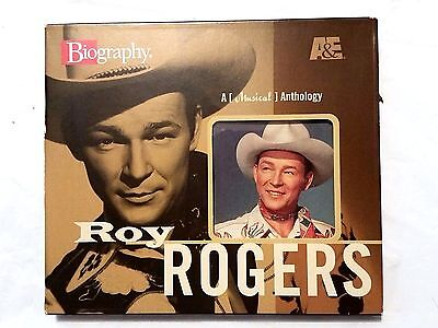 Roy Rogers A Musical Anthology - Country CD
