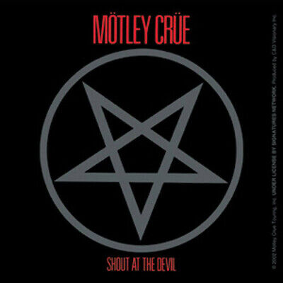 Motley Crue - Shout At The Devil (CD Used Very Good)