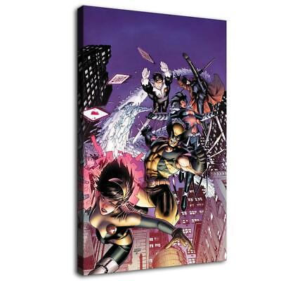 "12""x18""X men Wallpaper HD Picture Canvas print Home Decor Room Wall art Photos"