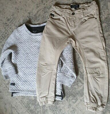 Boys Industrie and mossimo Bundle size 4