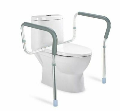 NEW Oasisspace Medical Toilet Safety Frame: Adjustable, Fit Any Standard Toilet