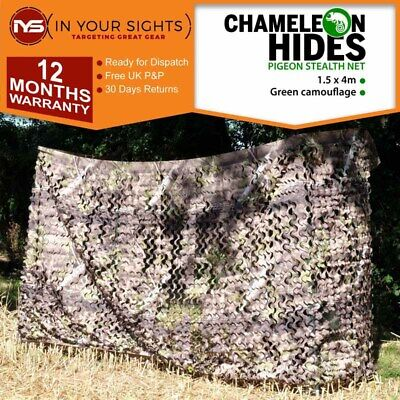 Pigeon Chasse Camouflé Filet / Realtree Style Camouflage / 1.5mx4m
