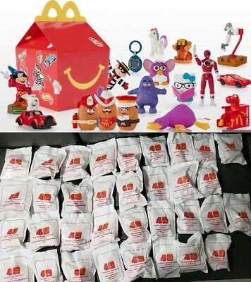 McDONALD'S 2019 THE SURPRISE TOYS - 40th ANNIVERSARY LIMITED EDITION - ON HAND
