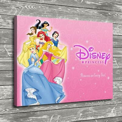 """16""""x20""""Disney HD Canvas print Painting Home Decor Picture Room Wall art Poster"""