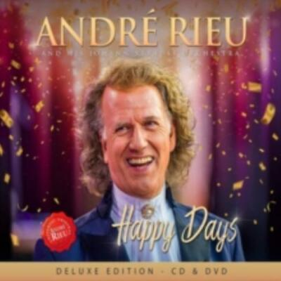 Andre Rieu / Johann Strauss Orchestra: Happy Days (Cd *Pre-Order*.)