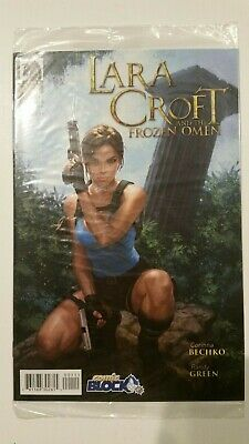 DARK HORSE COMICS HOT LARA CROFT /& THE FROZEN OMEN #5 2015