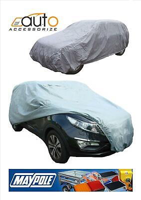 Maypole Breathable Water Resistant Car Cover fits Fiat Sedici