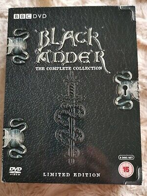 DVD BLACKADDER the complete collection - Limited Edition 2005
