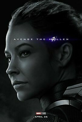 Avengers Endgame 32 Movie Poster Canvas Picture Art Wall Decore