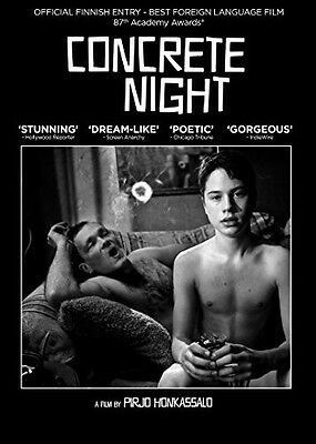 Concrete Night (2017, DVD NUEVO) (REGION 1)