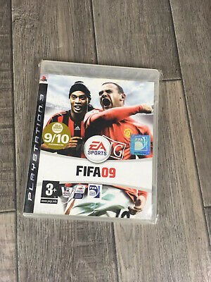 FIFA 09 PlayStation 3 PS3 Brand New & Sealed