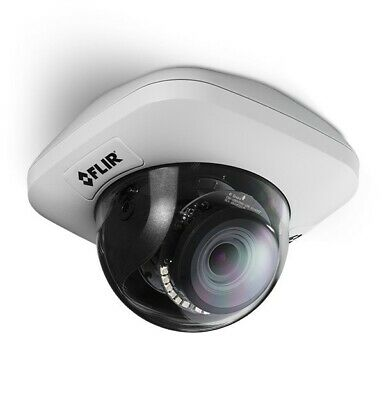 FLIR Systems CM-3304-11-I Ariel Quad HD IP Mini-dome Camera (3-8.5mm)