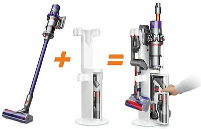 Dyson V10 Animal + FLOOR DOCK Ladestation