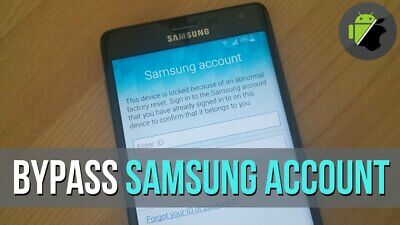 Bypass Samsung account and FRP lock any Samsung model any version fast service