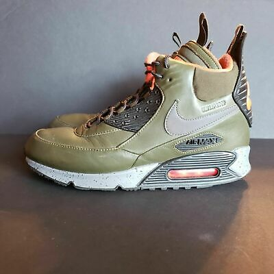 Nike Air Max 90 Winter Premium Wheat Bronze Baroque Brown 683282 700 Mens Womens Running Shoes 683282 700