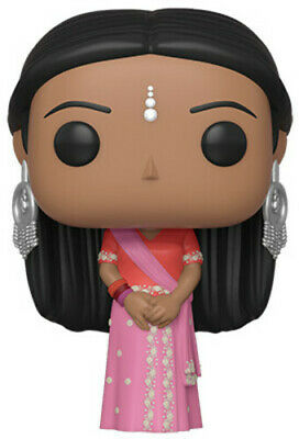 Parvati Patil (Yule) - Funko Pop! Harry Potter: (2019, Toy NUEVO)