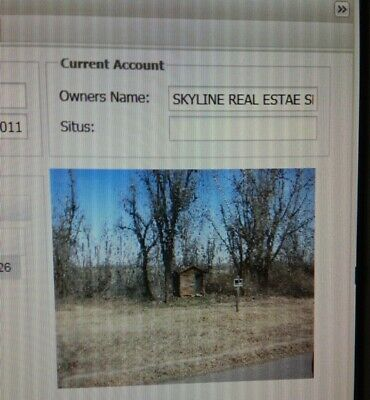 VACANT LAND (with a small shed) in CANADIAN COUNTY, OKLAHOMA - REDUCED TO SELL!